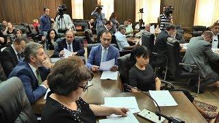 ԱԺ հանձնաժողովը բացասական եզրակացություն տվեց «Ելք» ի առաջարկին