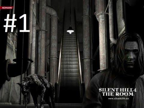 Silent Hill 4 The Room Hard Walkthrough Part 1