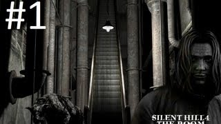 Silent Hill 4 The Room Hard Walkthrough Part 1