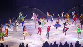 Disney on ice Mickey's search party Celebration/ Grand finale