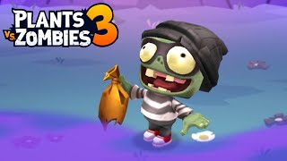 Plants vs. Zombies 3 - Gameplay Walkthrough Part 28 - Robber IMP Bank Zombie (Floor 30)