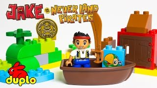 Duplo Jake And The Neverland Pirates