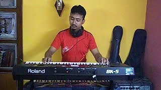 Musafir Hoon Yaaron REMIX ~ Kishore Kumar ~ Parichay ~ Vocal & Synthesizer ~ Hindi ~ One Man Band