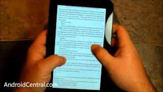 Google eBooks and Amazon Kindle - Mobile apps