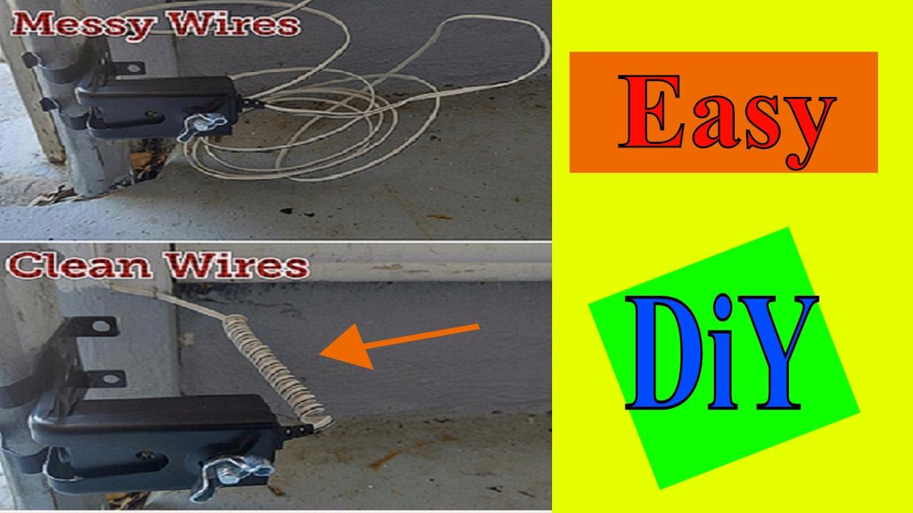 small resolution of chamberlain garage door opener troubleshooting safety sensors tip