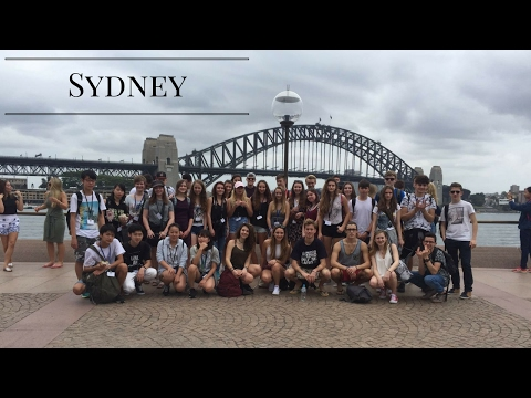 SOFT LANDING CAMP SYDNEY || EXCHANGE STUDENT IN AUSTRALIA