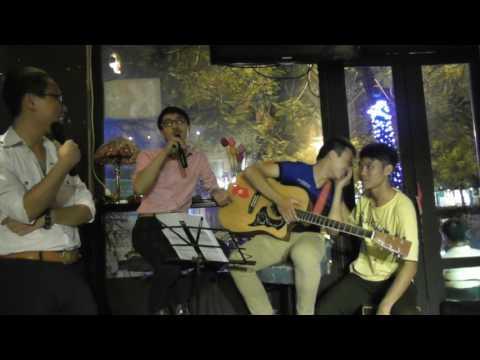 BÀI TANGO CHO EM - Mạnh Cường hát và chia sẻ tâm sự trước khi vô Sài Gòn tại Tara Cafe