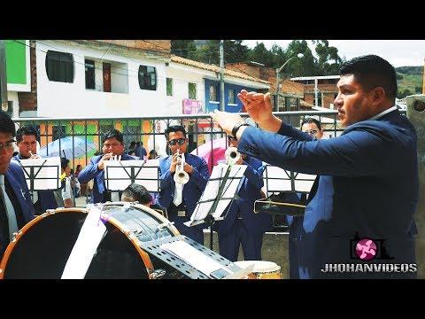 CONCERT BAND PERU - CHUPACOTO - RECUAY 2018