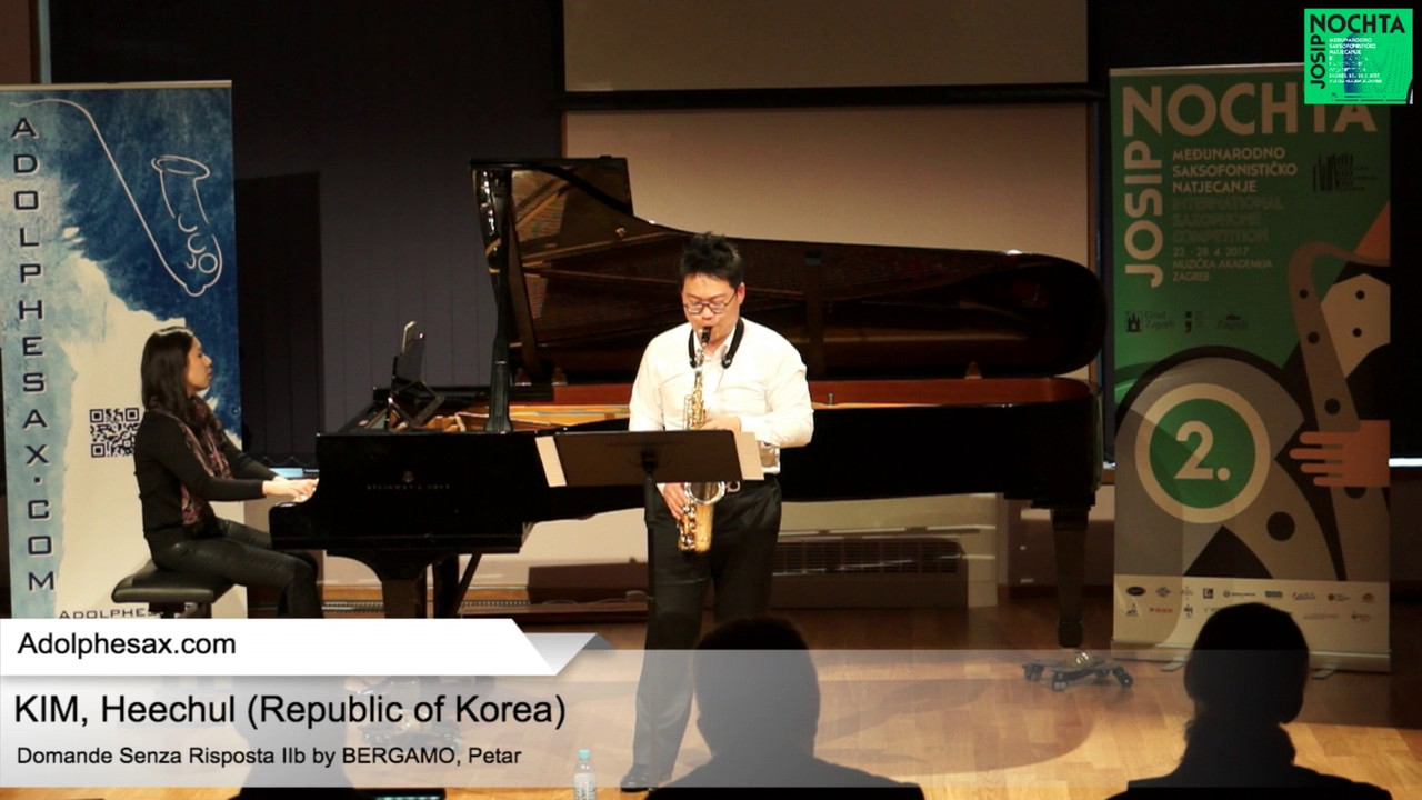 Domande senza risposta IIb by Petar Bergamo –  KIM, Heechul Korea