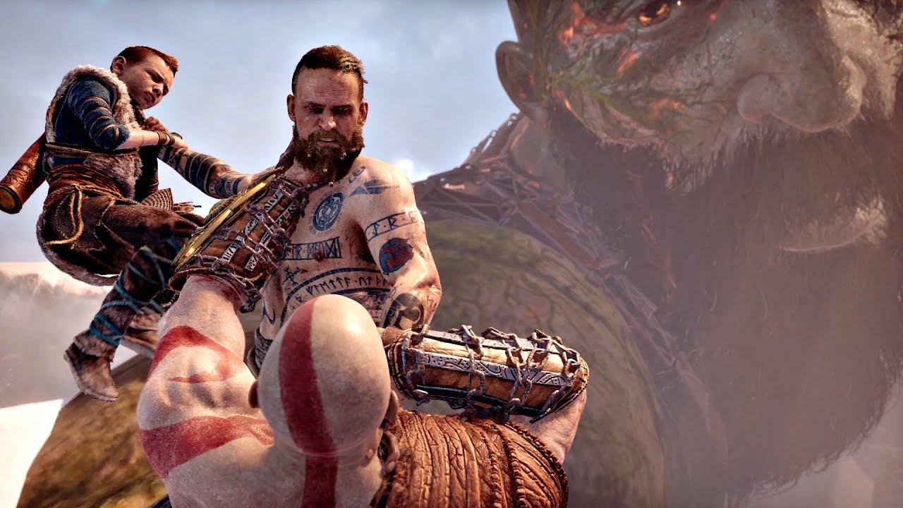 Image result for god of war Baldur