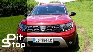 Dacia Duster 1.3 is a Fast Duster