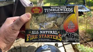 Tumbleweed Fire Starter Review