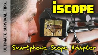iScope Smart Phone Scope Mount - SHOT Show 2015 - Cool Hunting Shooting Video(SHOT Show 2015 - The iScope Smart Phone Adapter Caught My Eye at SHOT Show as a Rugged, Simple and Fun Innovation to Catch My Best Shots on Film ..., 2015-01-22T08:53:06.000Z)