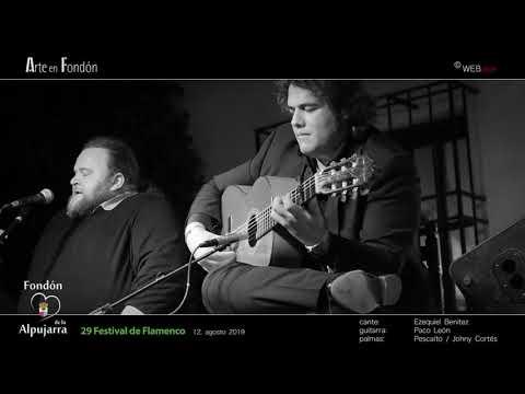 Ezequiel Benitez Y Paco León En Fondón 2019 | ESCUCHA Y DISFRUTA!