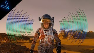 This Is What Standing On Mars Sounds Like (Strange!) 4K UHD