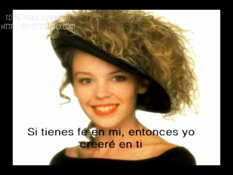 Kylie Minogue - Turn It Into Love (español)