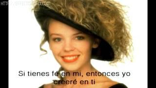 Kylie Minogue - Turn It Into Love (español)