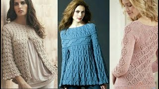 Sweater Design for girls | Sweater Design for girls 2017 || Sweater Design for women