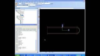 PDMS-TRAINING - Ausrüstung-design-Training - erstellen von site, zone, equi, q I, q att, neuen Zylinder