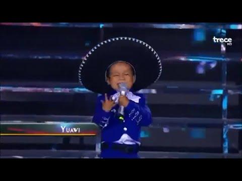 Yuawi López - Ojalá Que Te Vaya Bonito   Concierto 2 - Academia Kids lala 2