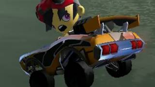 GameSpot Reviews - ModNation Racers: Road Trip (Vita)