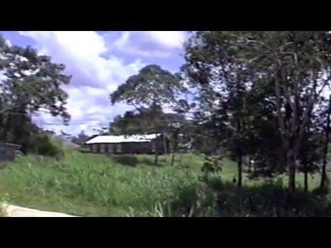 Passam-Tuanumbu Road Wewak