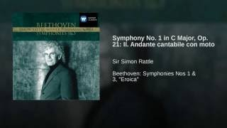 Symphony No. 1 in C, Op.21: II. Andante cantabile con moto