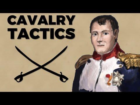 Cavalry Combat & Tactics during Napoleon