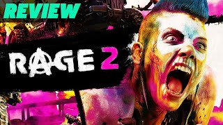 Rage 2 Review (Video Game Video Review)