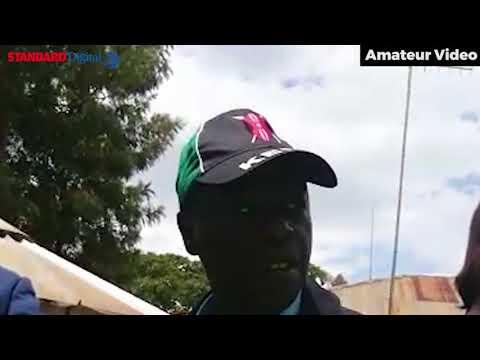 Aide to Mathira MP Rigathi Gachagua slaps observer in Ruguru by-election