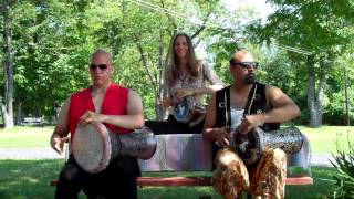 Monkey Mind Darbuka Solo by Raquy and the Darbuka Genies