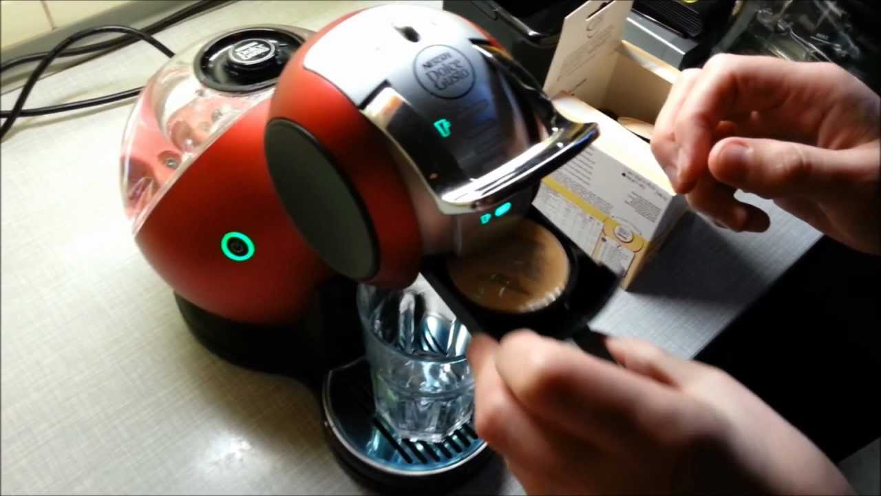 test nescaf dolce gusto melody 3 automatic von krups doovi. Black Bedroom Furniture Sets. Home Design Ideas