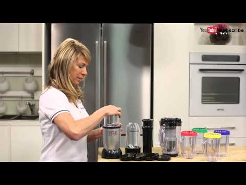 MagicBullet Blender MBR 2107M Reviewed By Product Expert - Appliances Online