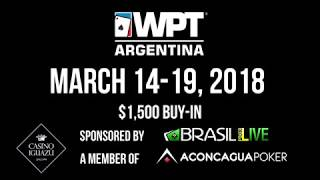 World Poker Tour te invita al WPT Argentina