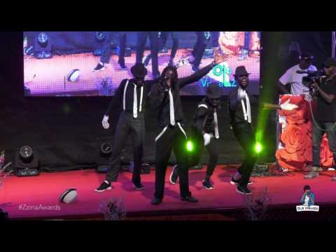 VAMPINO performing SMART WIRE Live at Galaxy FM Zzina awards 2017