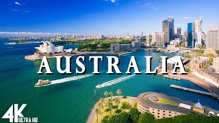 AUSTRALIA 4K  Música relajante junto con hermosos videos de la naturaleza  Video 4K UltraHD