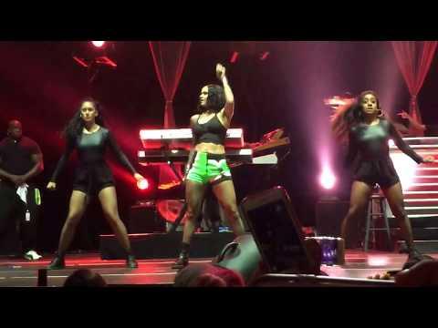Kehlani - Get Like (live at Bill Graham Civic Theater) SSS Tour