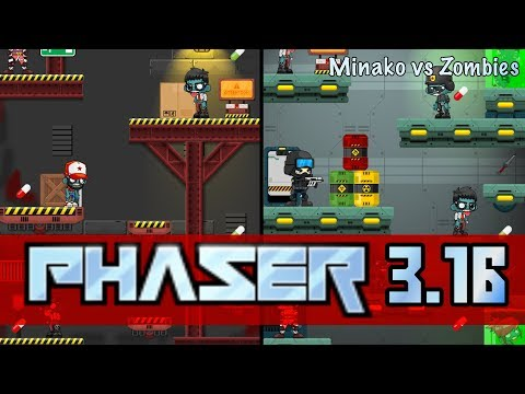 Repeat Part 2 Phaser Scenes - Getting Started with Phaser 3 by Luis