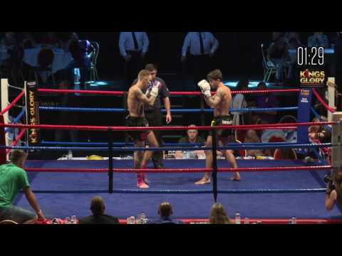K1ngs of Glory 2 - Leif Taggart VS Jordan Williams