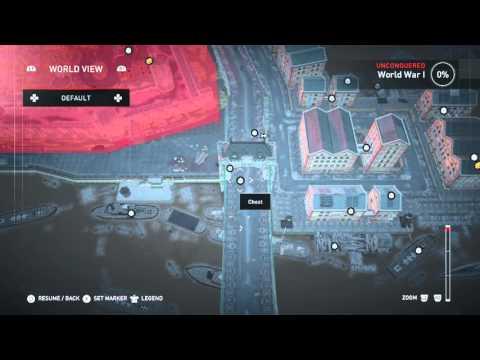 Assassins Creed Syndicate Erster Weltkrieg Truhen