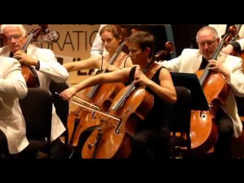James Bond Medley - BBC Proms 2011 Last Night Celebrations in Scotland