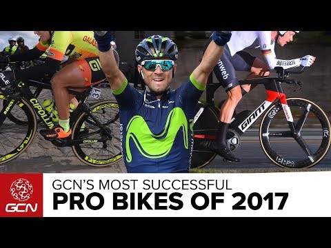 GCN's Most Successful Pro Bikes of 2017