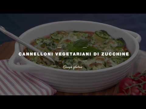 Cannelloni vegetariani di