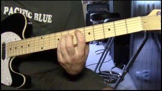 Sick as a dog Aerosmith (Rocks) guitar lesson