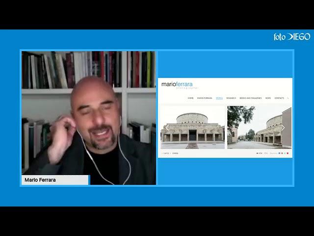 Mario Ferrara - La fotografia di architettura con divagazioni sulla fotografia di paesaggio.