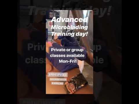Color Vanity - Microblading Training, Eyelash Extension Training