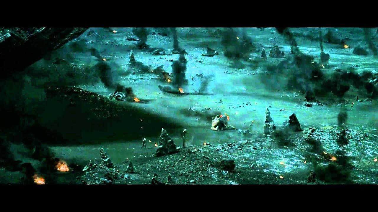 Προμηθέας (Prometheus) - trailer με ελληνικούς υπότιλ.