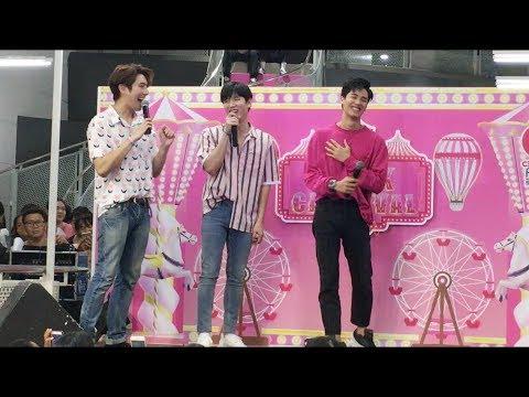 FullClip [HD] เตนิว TayNew - Pink Market (Center Point Siam Square) 15June2019