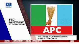 By-Elections: APC Candidates Win In Kwara, Katsina And Bauchi States