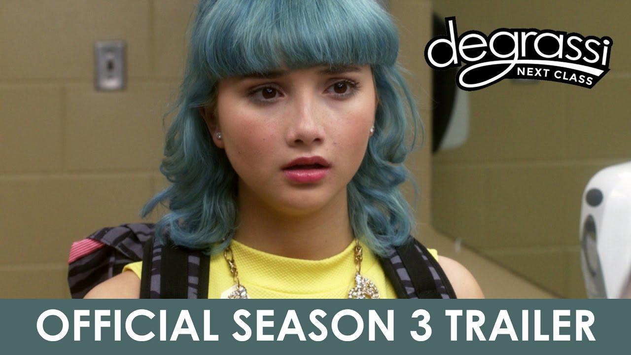 Degrassi Next Class Season 3 Official Trailer 30 Sec Youtube